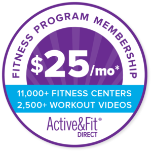 Active & Fit Direct Badge