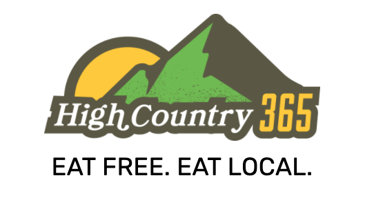 High Country 365 Dining Pass